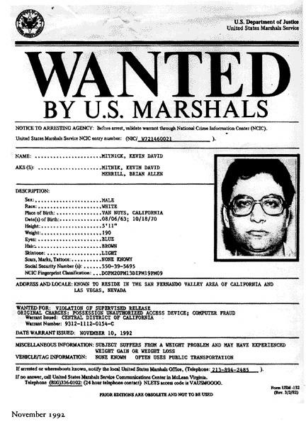 Los Hacker: Kevin Mitnick,Hacker